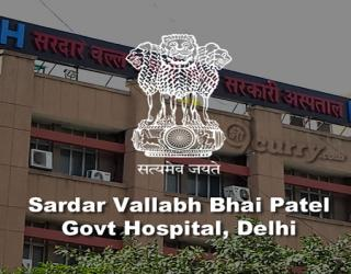 Sardar Vallabh Bhai Patel Hospital, Delhi Recruitment 2019