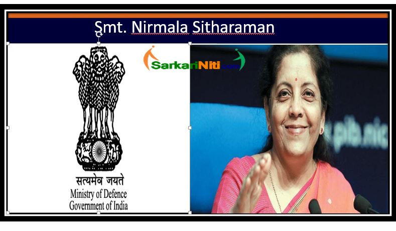 Smt. Nirmala Sitharaman Office Address, Contact Numbers, Email, Social Handlings and More