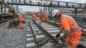 seven railway project announced