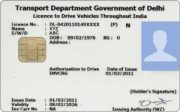 DRIVING LICENSE - Status, Online Appointment / Form