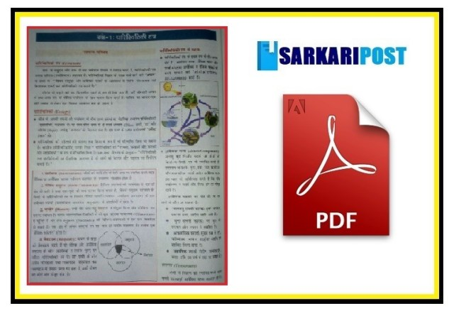 Environment Notes In Hindi Pdf Book Free Download