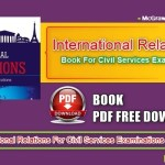 International Relations Book For Civil Services
