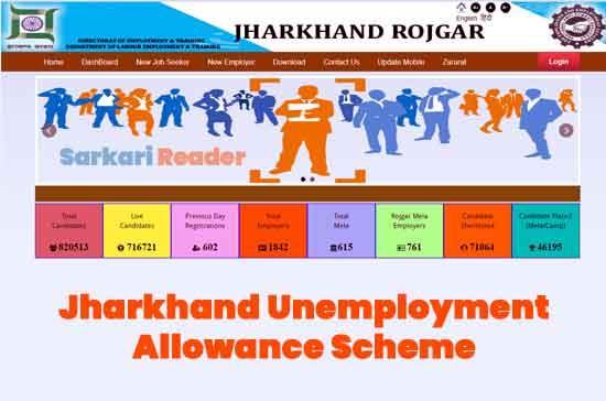 Jharkhand-Unemployment-Allowance-SchemeS