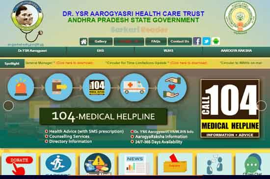 Registration-process-for-the-AP-YSR-Arogya-Asara