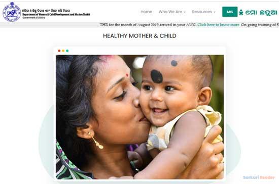 Mochhatua-Portal-MIS-Homepage-Website