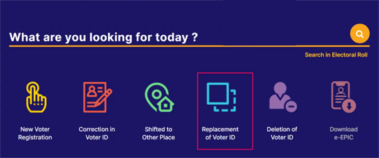 REPLACEMENT-OF-VOTER-ID