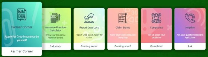 PMFBY Crop Insurance Farmers