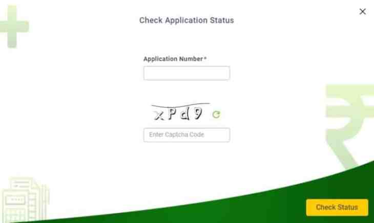 PMFBY Online Application Status Check