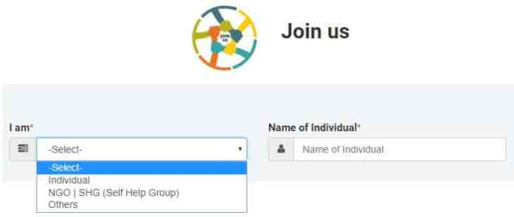 Mahila E-Haat Initiative Registration