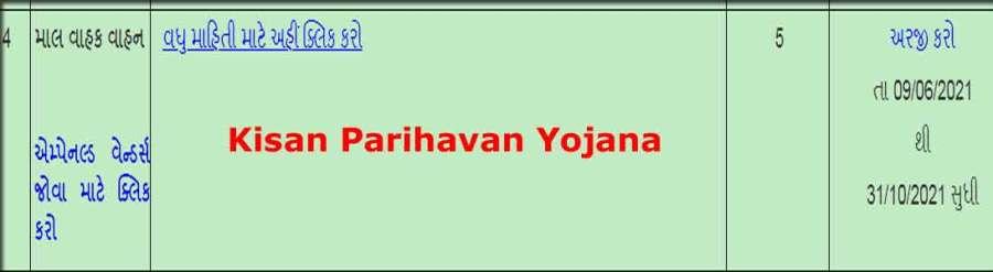 ikhedut Portal New Registration | કિસાન પરિવહન યોજના । ikhedut portal download | ikhedut portal khetivadi yojana |