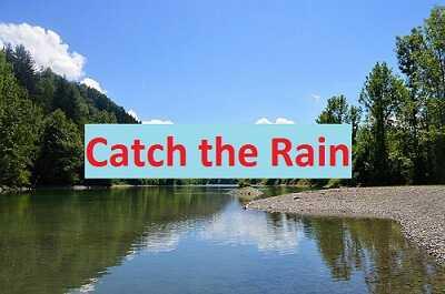 Catch the Rain Abhiyan