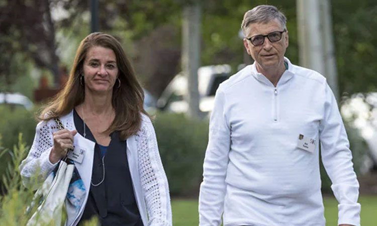 bill gates and melinda gates end 27 yearc marriage after great deal of thought