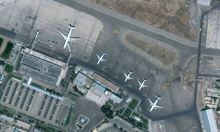 Kabul Airport | explosion outside kabul airport 70 dead