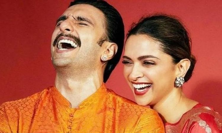 Ranveer Singh   ranveer singh calls himself husband of the century for this reason related to their first wedding anniversary