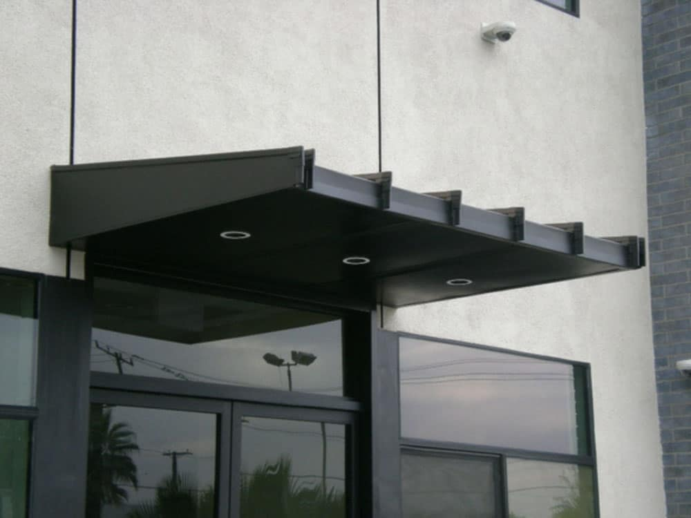 Sark Custom Awnings Metal Awning 41