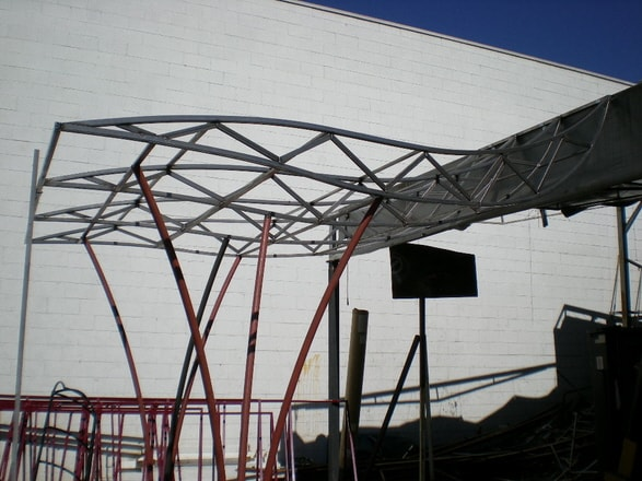 Sark Custom Awnings - Metal Work (4)