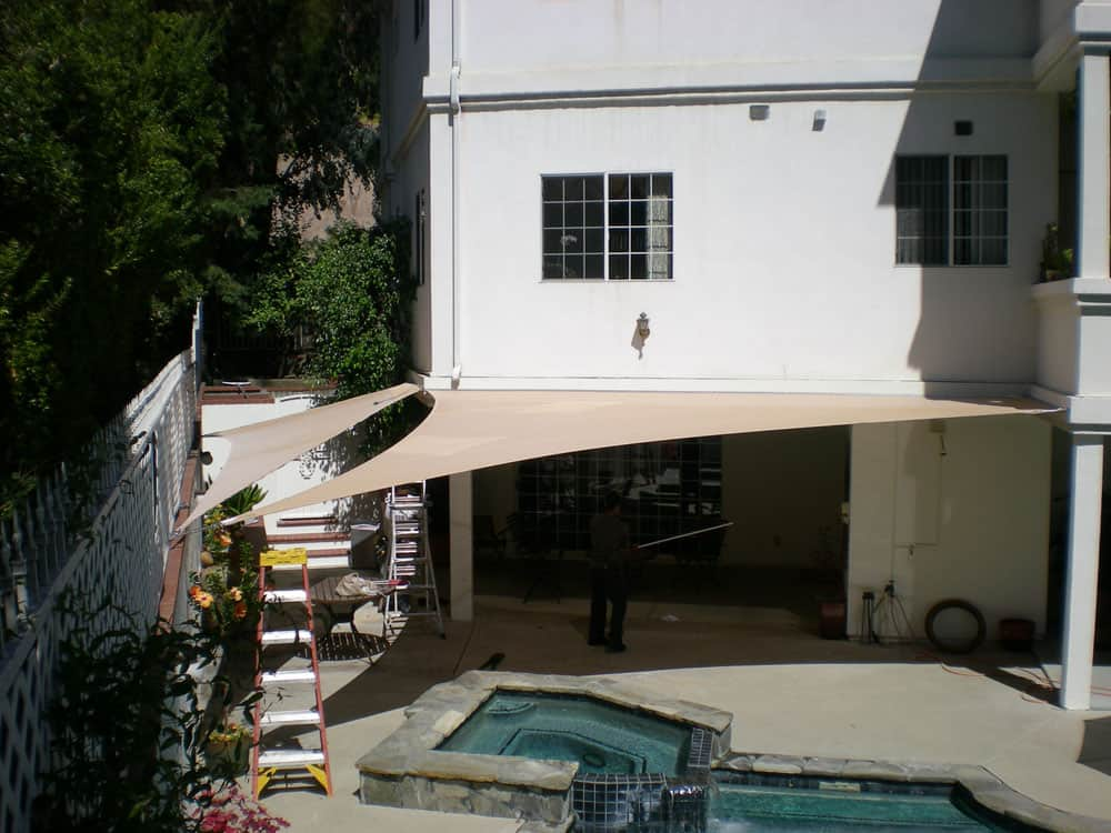 Sark Custom Awnings - Tension Structure (13)