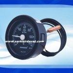 Bakır-Spiralli-Termometre