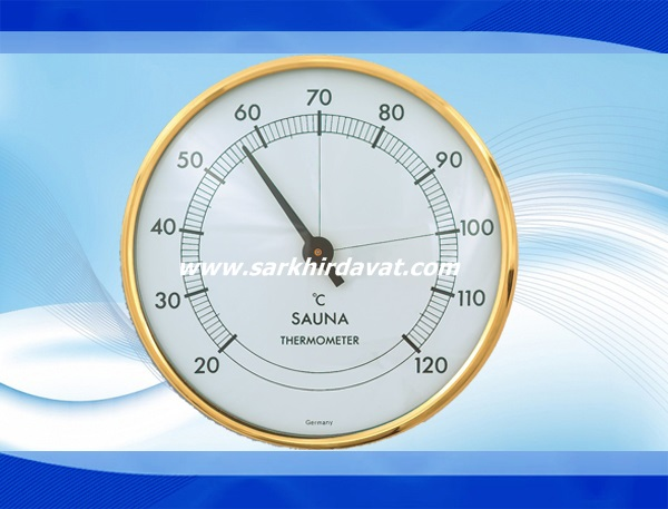 Sauna Termometresi