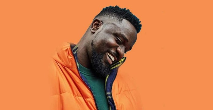 Sarkodie Wins Artiste Of The Year At 2020 GMA USA