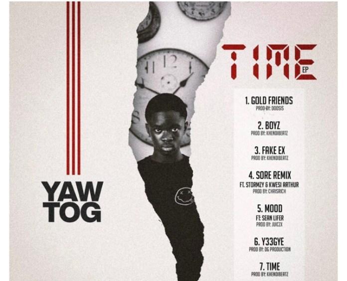 Download MP3: Yaw Tog –Boyz (Prod. By KhendiBeatz)