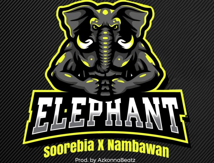 Download MP3: Soorebia - Elephant Ft. Nambawan (Prod By AzkonnaBeatz)
