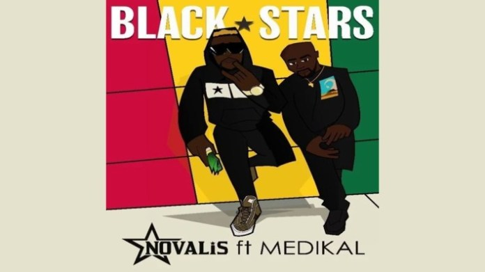 Download MP3: Novalis – Black Stars Ft Medikal