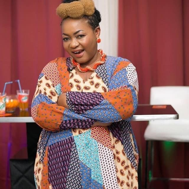 Christiana Awuni Descends On Counsellor Charlotte