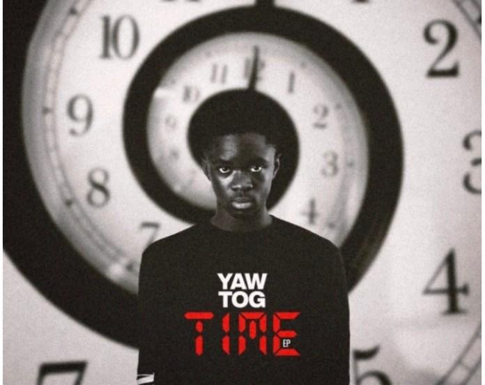 Download MP3: Yaw Tog –Time (Prod. by KhendiBeatz)