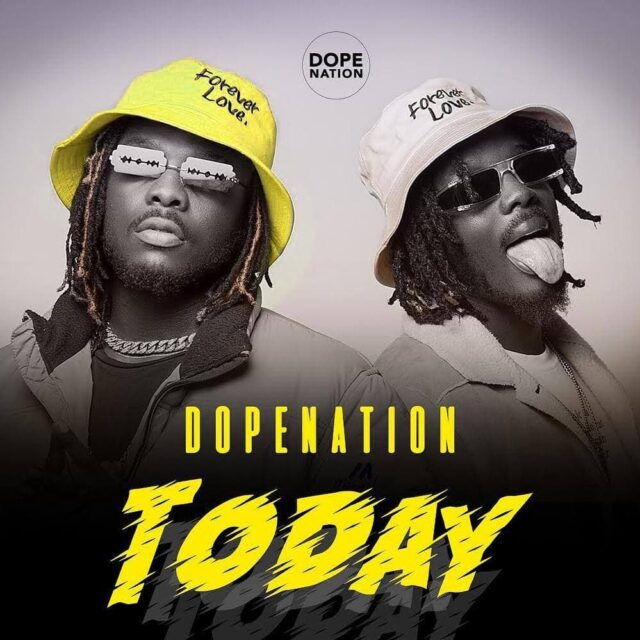 Download MP3: DopeNation – Today (Produced By B2)