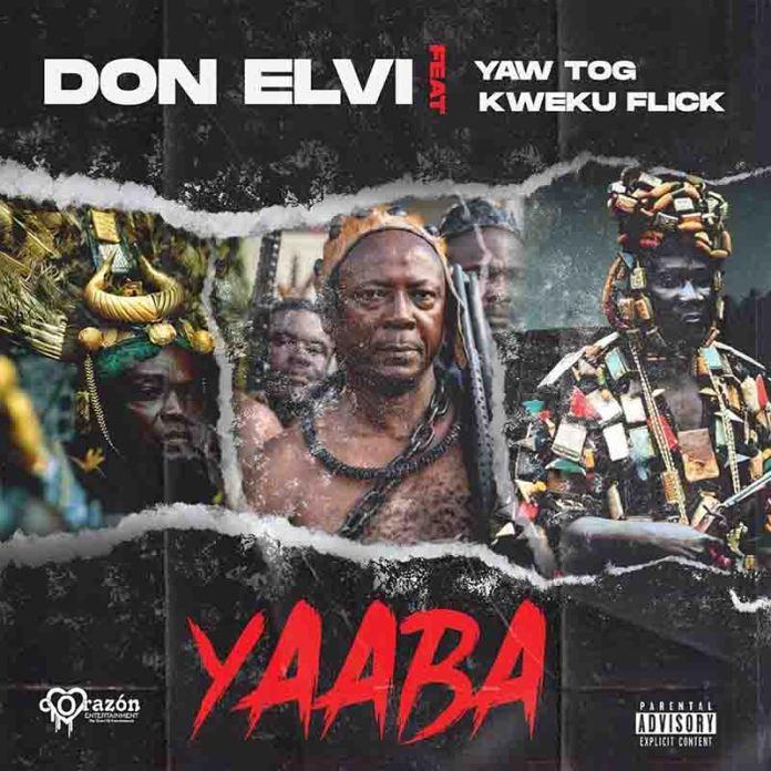 Kumerican Artistes Don Elvi, Yaw Tog & Kweku Flick Drops A New Song 'Yaaba'