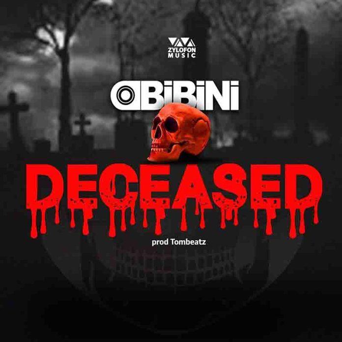 Obibini - Deceased (Amerado Diss) - (Prod By Tom Beatz)