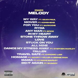 Sarkodie The Only International Rapper Featured On  Demarco's Upcoming 'Melody' Album