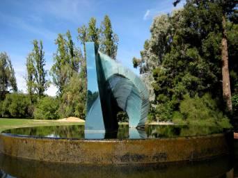 Cascade Sculpture