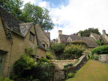 Cottages on Awkward Hill
