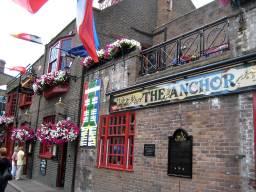 THE ANCHOR, 34 Park Street, Southwark, Bankside, near Globe Theatre
