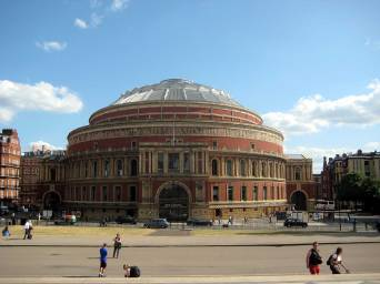 Royal Albert Hall opened 1871
