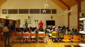 【報告】H25豊富小学校3学年遠足プログラム