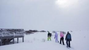 スノーシューレンタル&ガイドツアーのご案内