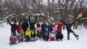 【報告】サロベツ湿原スノーシューツアーを開催しました!(豊富町観光おもてなしスキルアップセミナー)