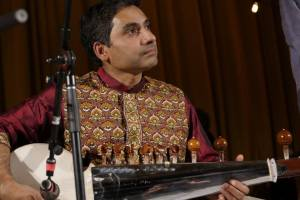 Saby Bhattacharya in Concert at Darebin Music Feast with Preston Symphony Orchestra