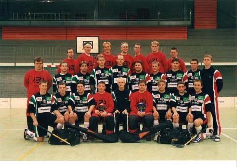 Borg Sportsklubb 1999-2000