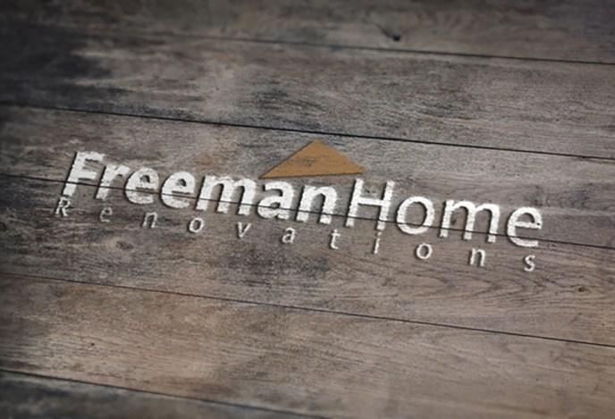 Home Renovations Logo Design