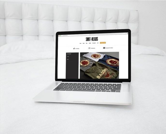 Smit-Head WordPress Ecommerce Website Design