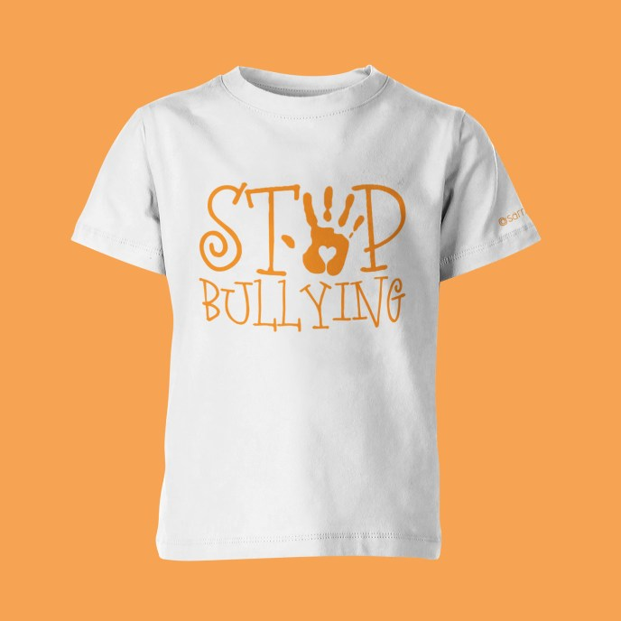 Stop Bullying Shirt by Sarrie Creatives