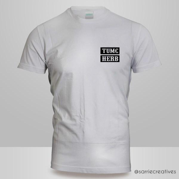 The Unborn MC T-Shirt White