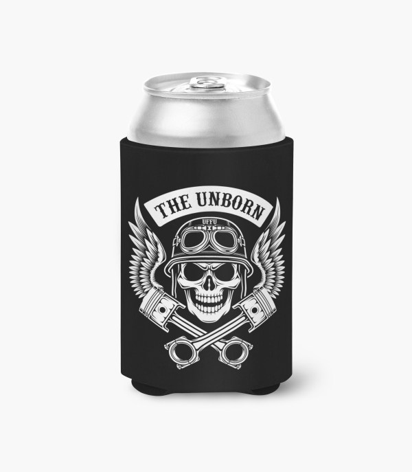 The Unborn Koozie by Sarrie Creatives