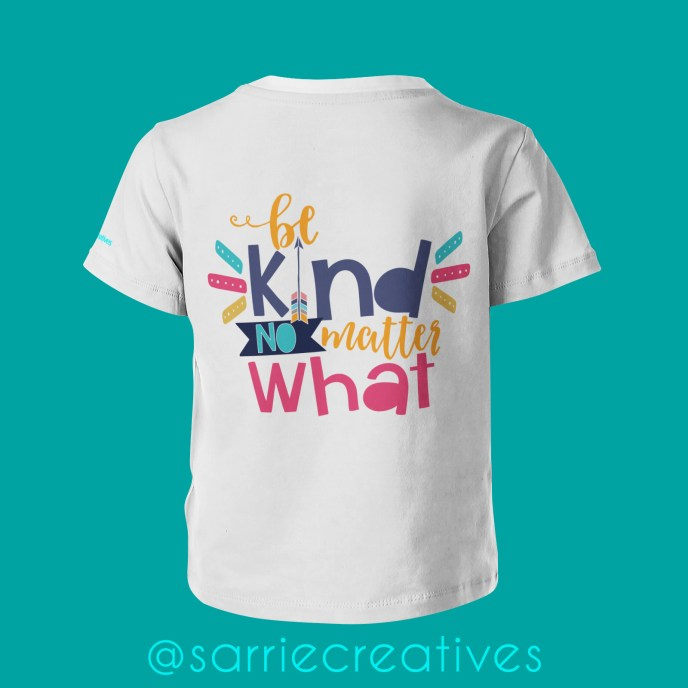 Be Kind Child's Shirt