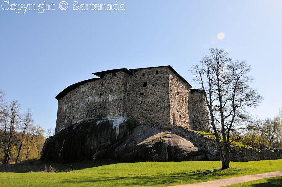Ruins of the castle of Raasepori