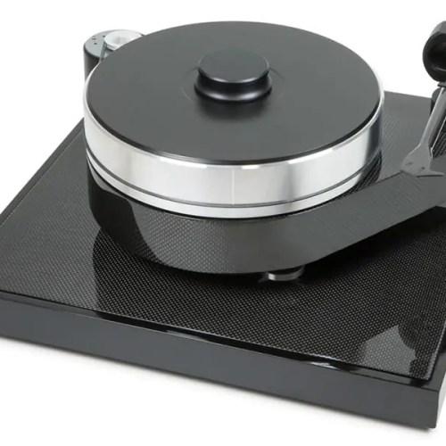 Pro-Ject RPM Line RPM 10 Carbon Grigio Scuro Antracite